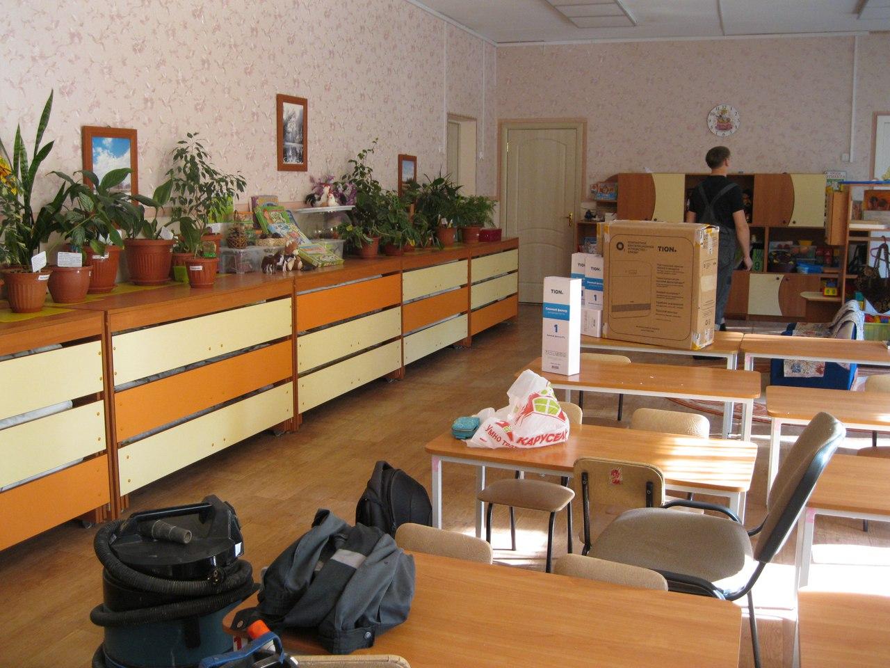 Детский сад г.Казань