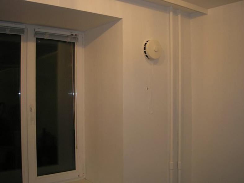 КИВ-125 в квартире