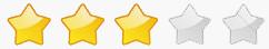 Рейтинг 3 звезды