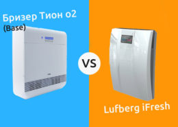 Brizer Tion o2 vs iFresh